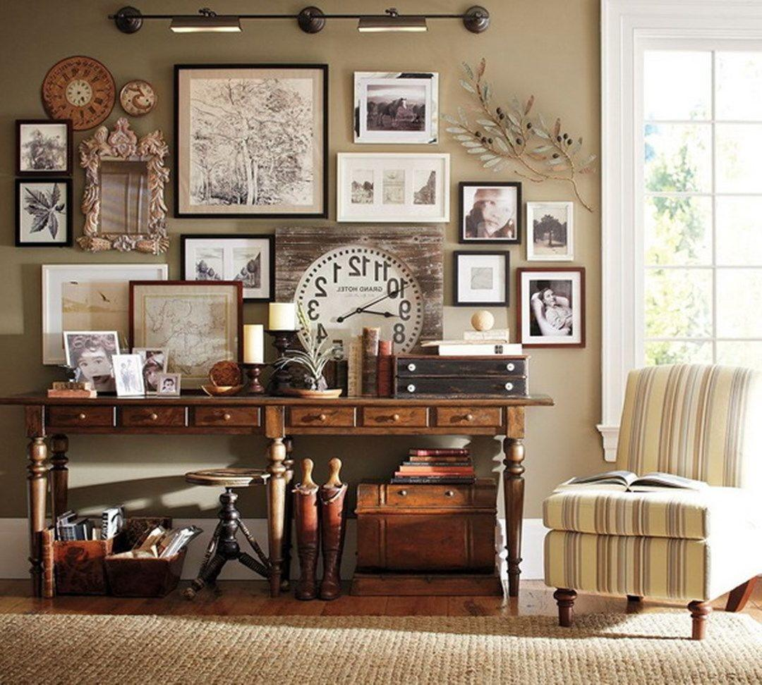 Vintage Inspired Home Decorating Ideas House Design