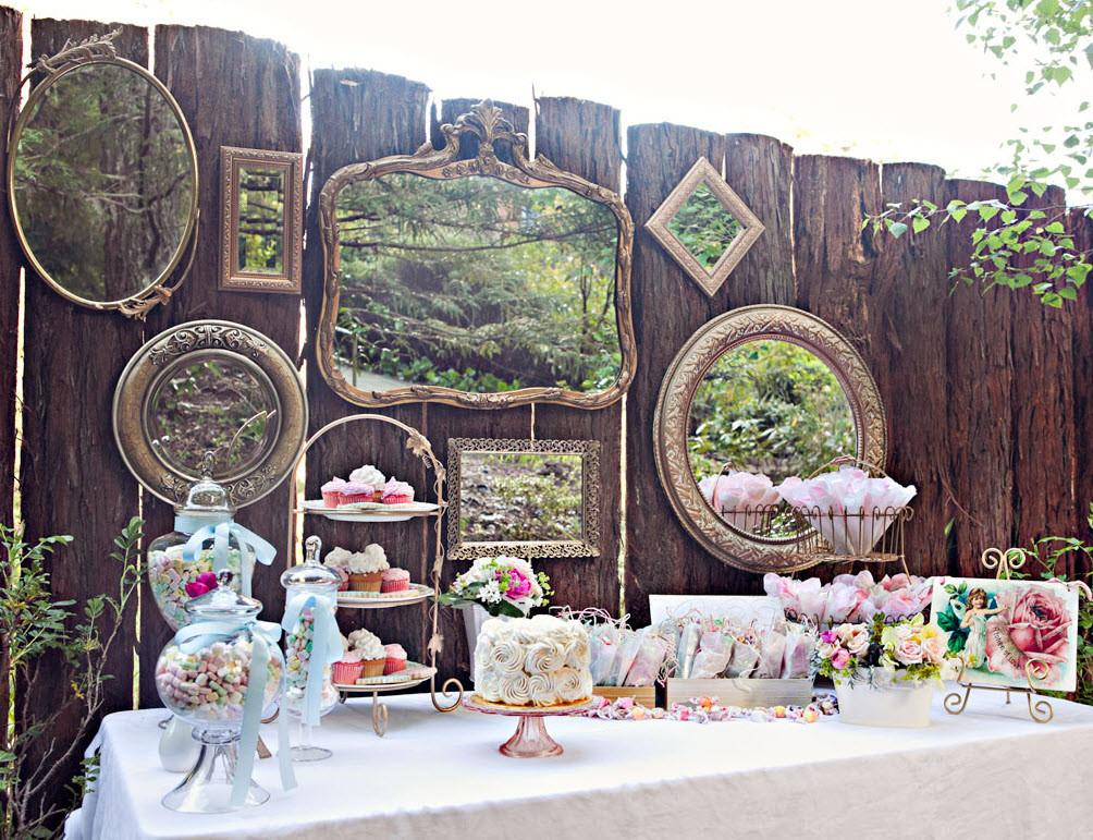 Vintage Inspired Tea Party Sweets Table Guest Feature