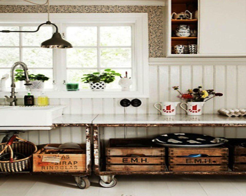 Vintage Kitchen Design Ideas Dgmagnets