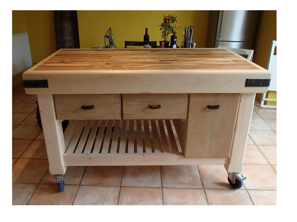 Vintage Kitchen Ideas Wooden Diy Movable