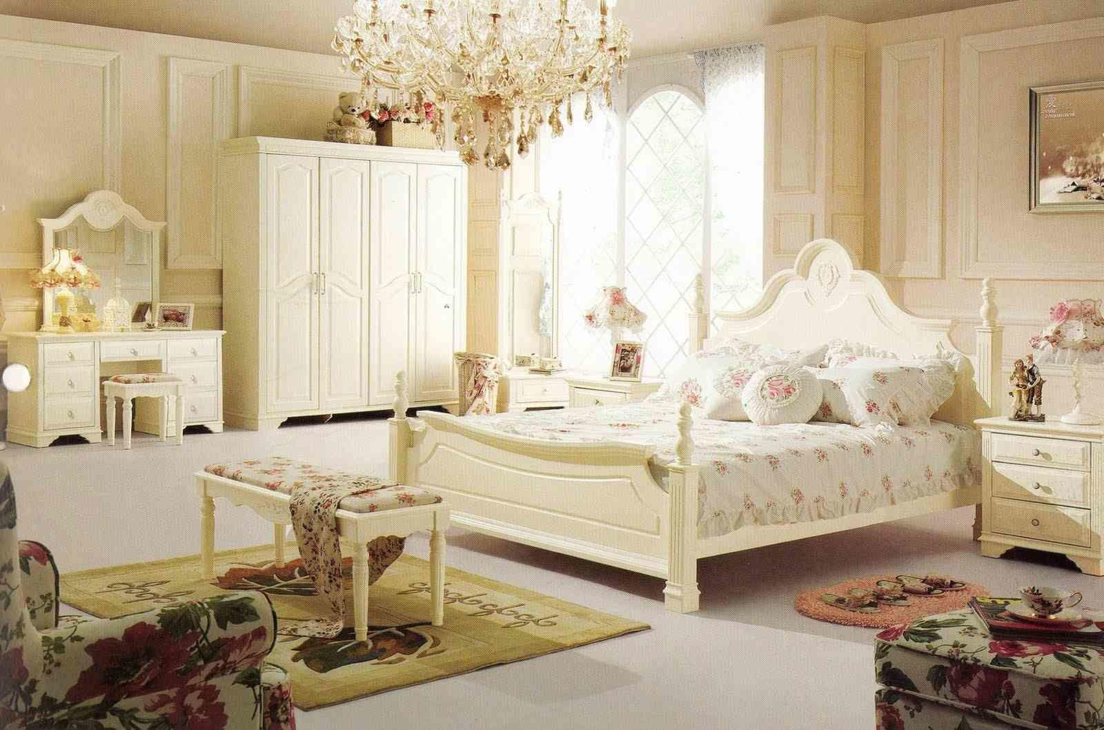 Vintage Style Bedroom Furniture Sets 1930s Ideas