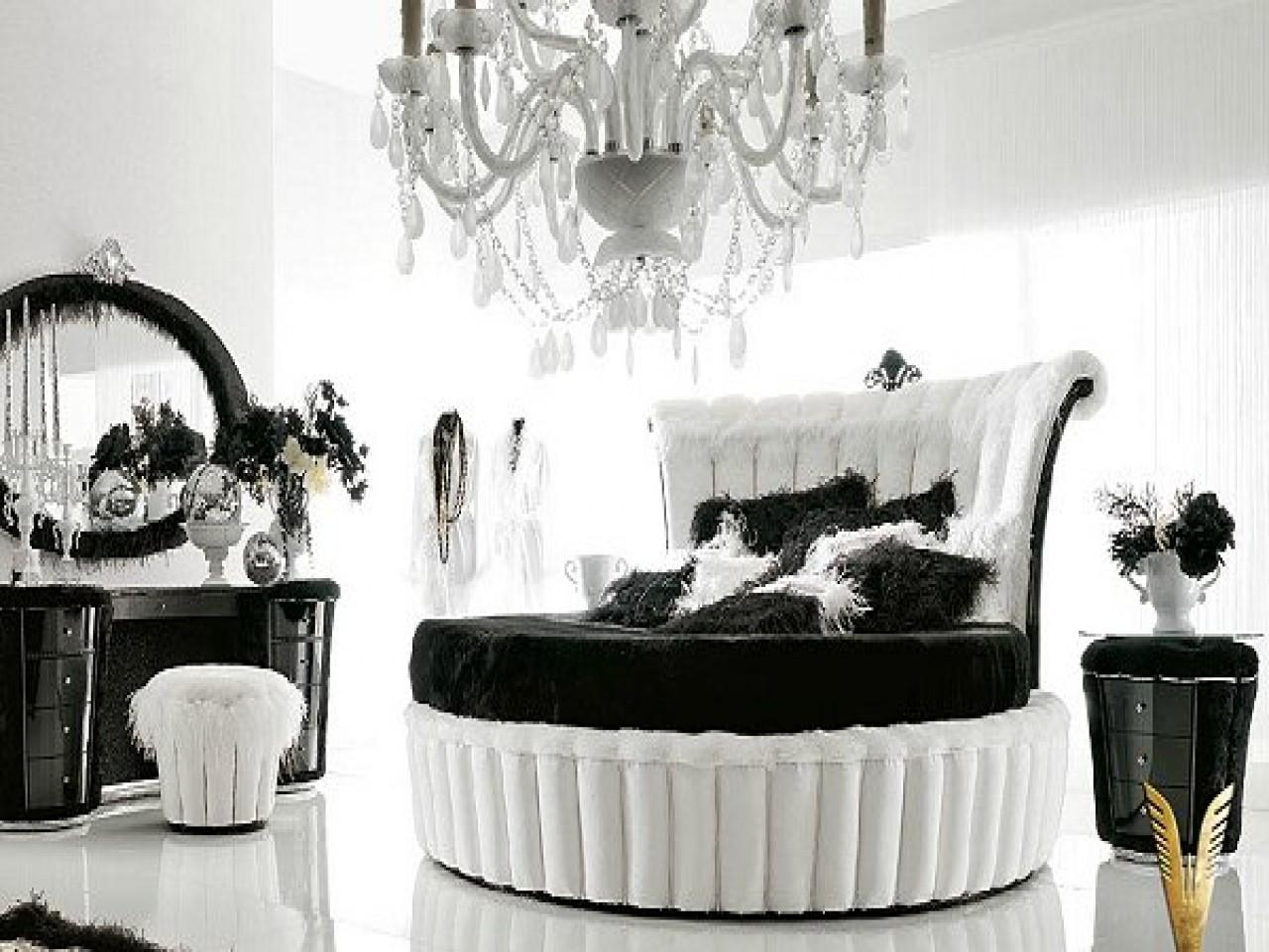 Vintage Style Decorating Ideas Black Old Hollywood Glam