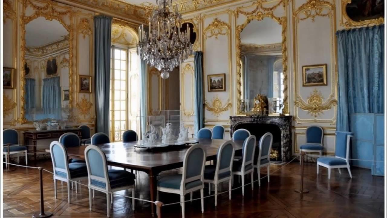 Vintage Style Versaille French Dining Room Designs