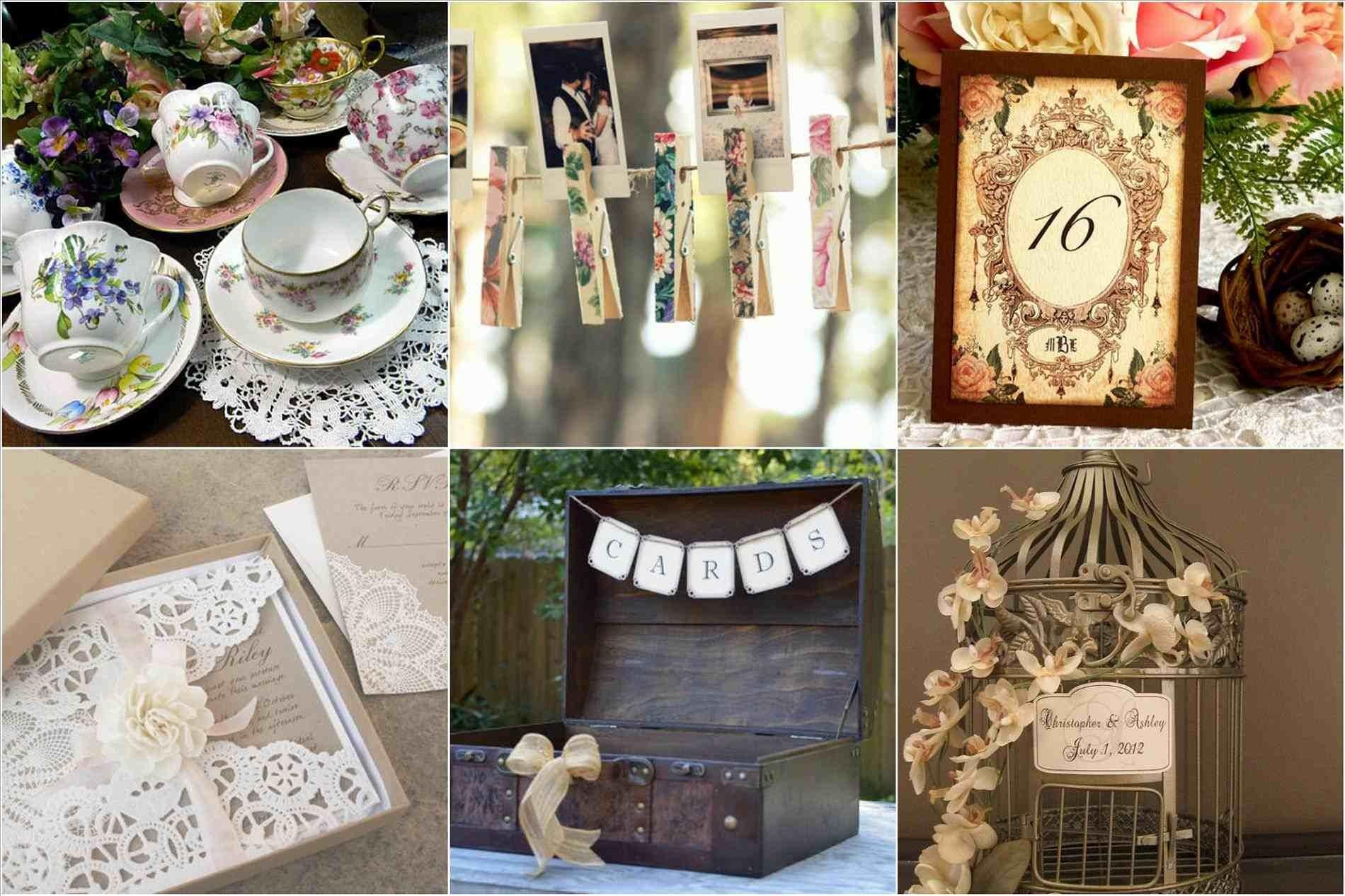 Vintage Wedding Ideas Spring Siudy