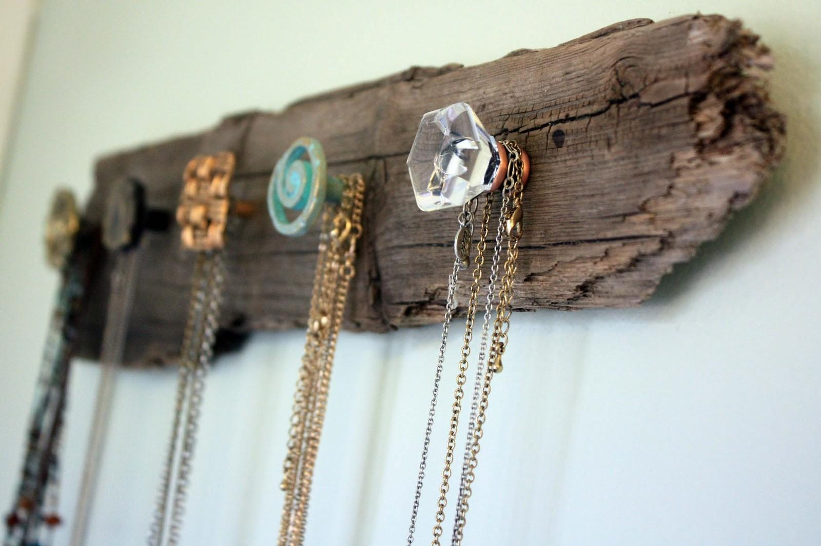Visibly Moved Diy Necklace Holder
