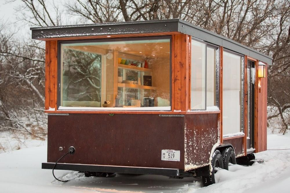 Vista Tiny House Lowers Price Increases