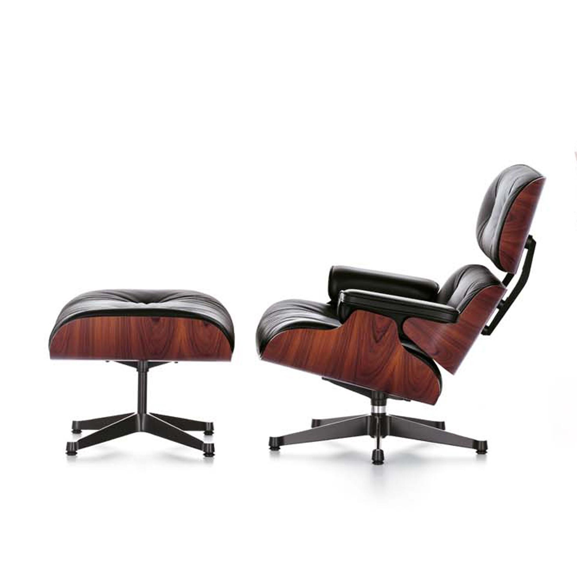 Vitra Eames Lounge Chair Ottoman Charle Ray