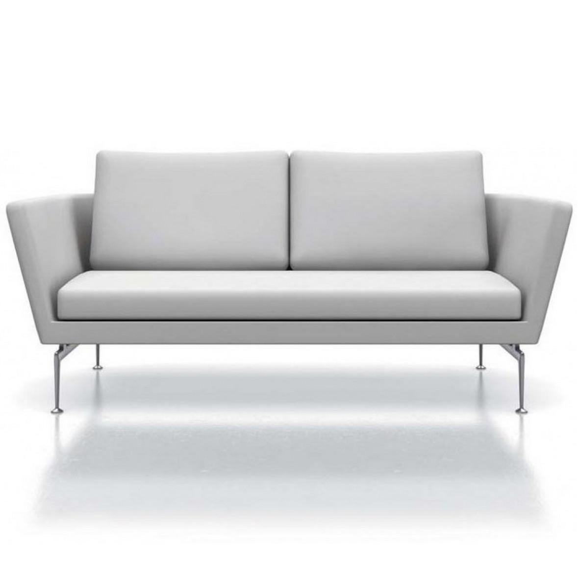 Vitra Suita Two Seater Firm Sofa Modern Design