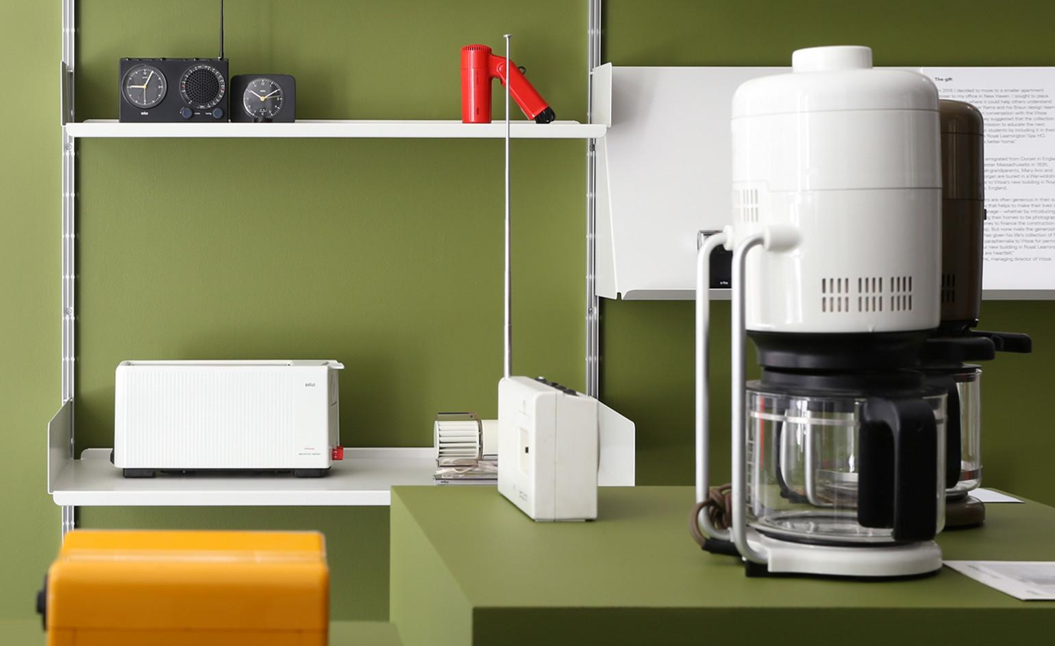 Vits Acquires Private Collection Dieter Rams Designs