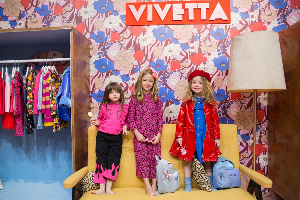Vivetta Fall Winter 2018 Preview Pitti Bimbo Fannice