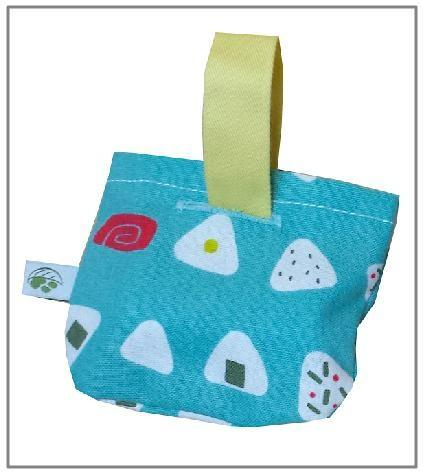 Walk Time Bag Holder Sushi New Eco Pup Friendly