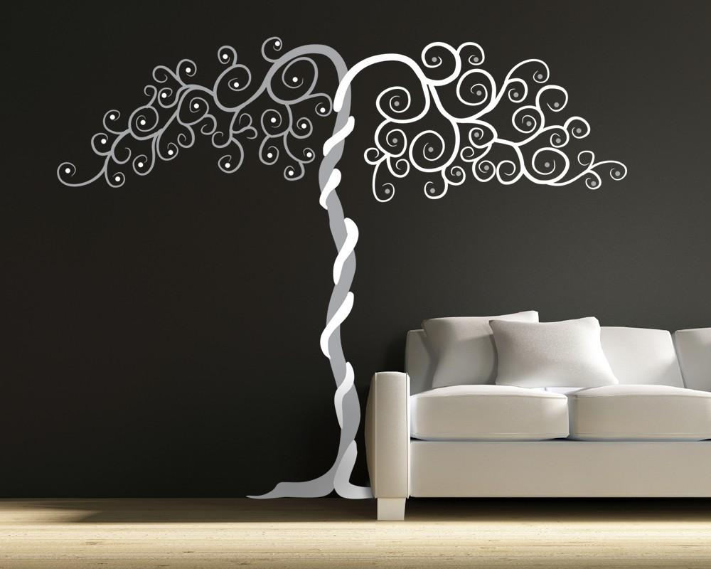 Wall Art Design Ideas Tango Vinyl Tree