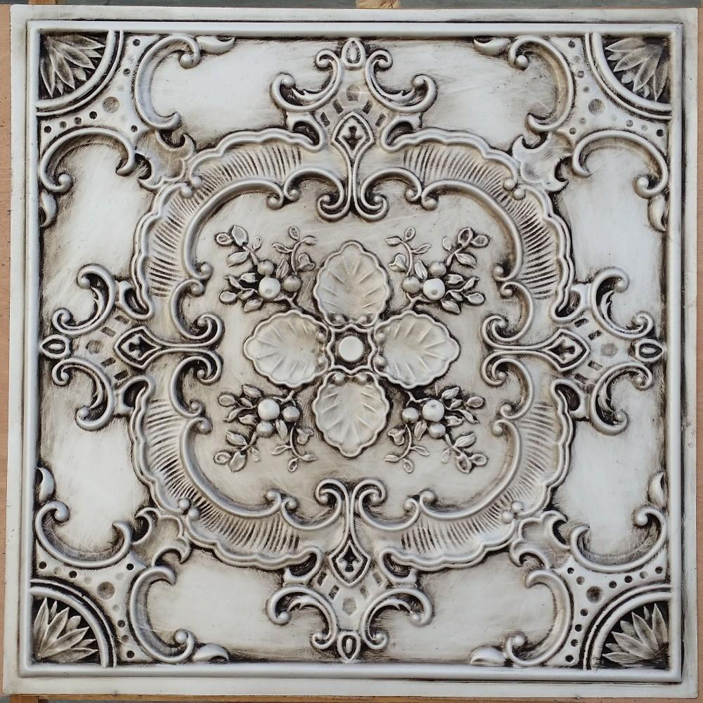 Wall Art Designs Tin Faux Pressed Finishes