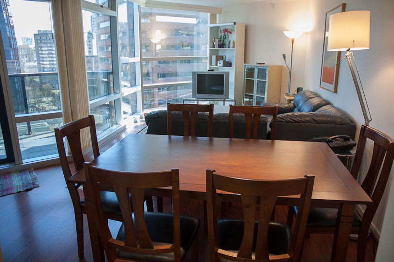 Wall Centre Downtown Vancouver Apartment Rental Welcomes