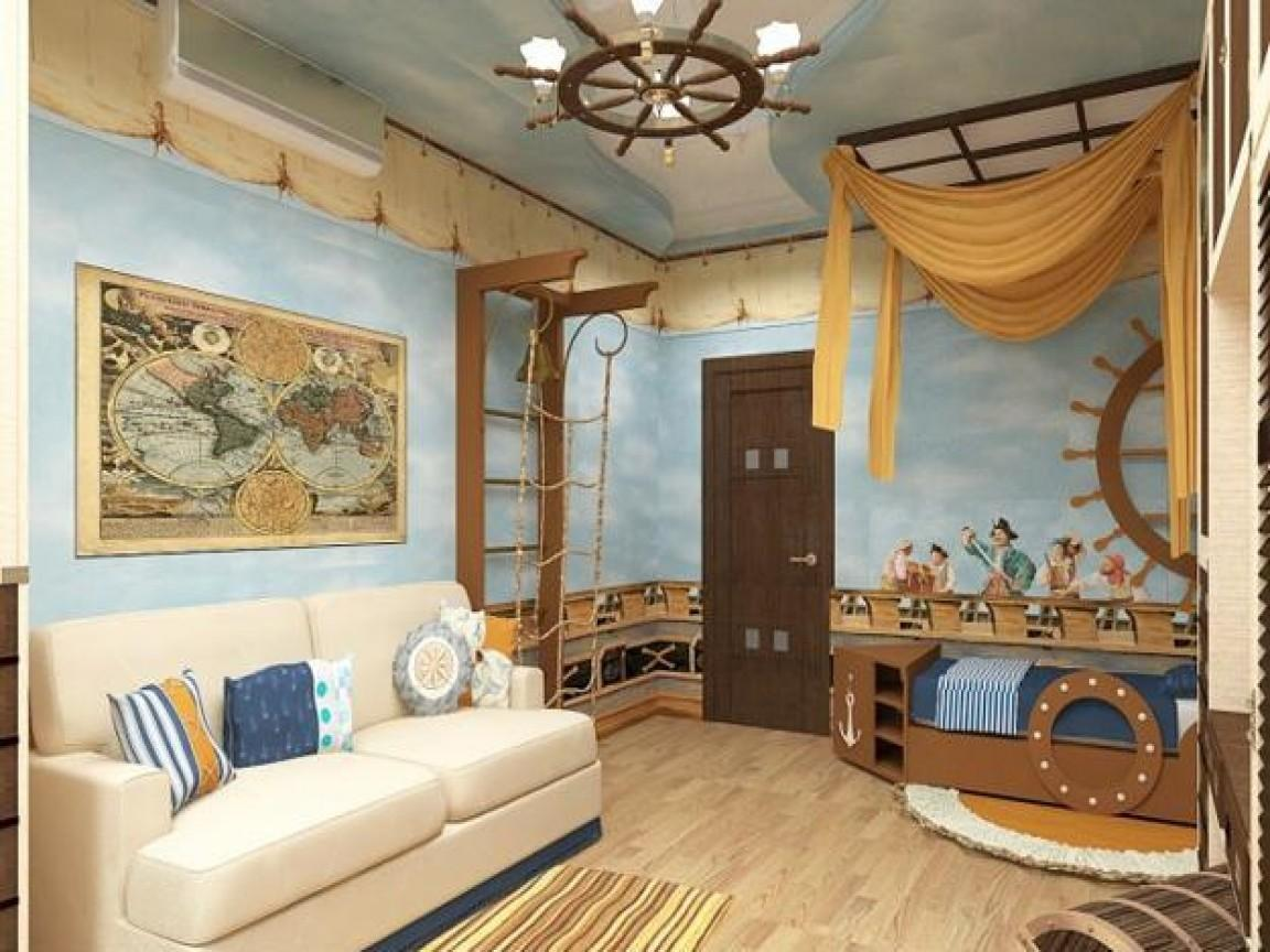 Wall Decorations Bedrooms Nautical Style Bedroom