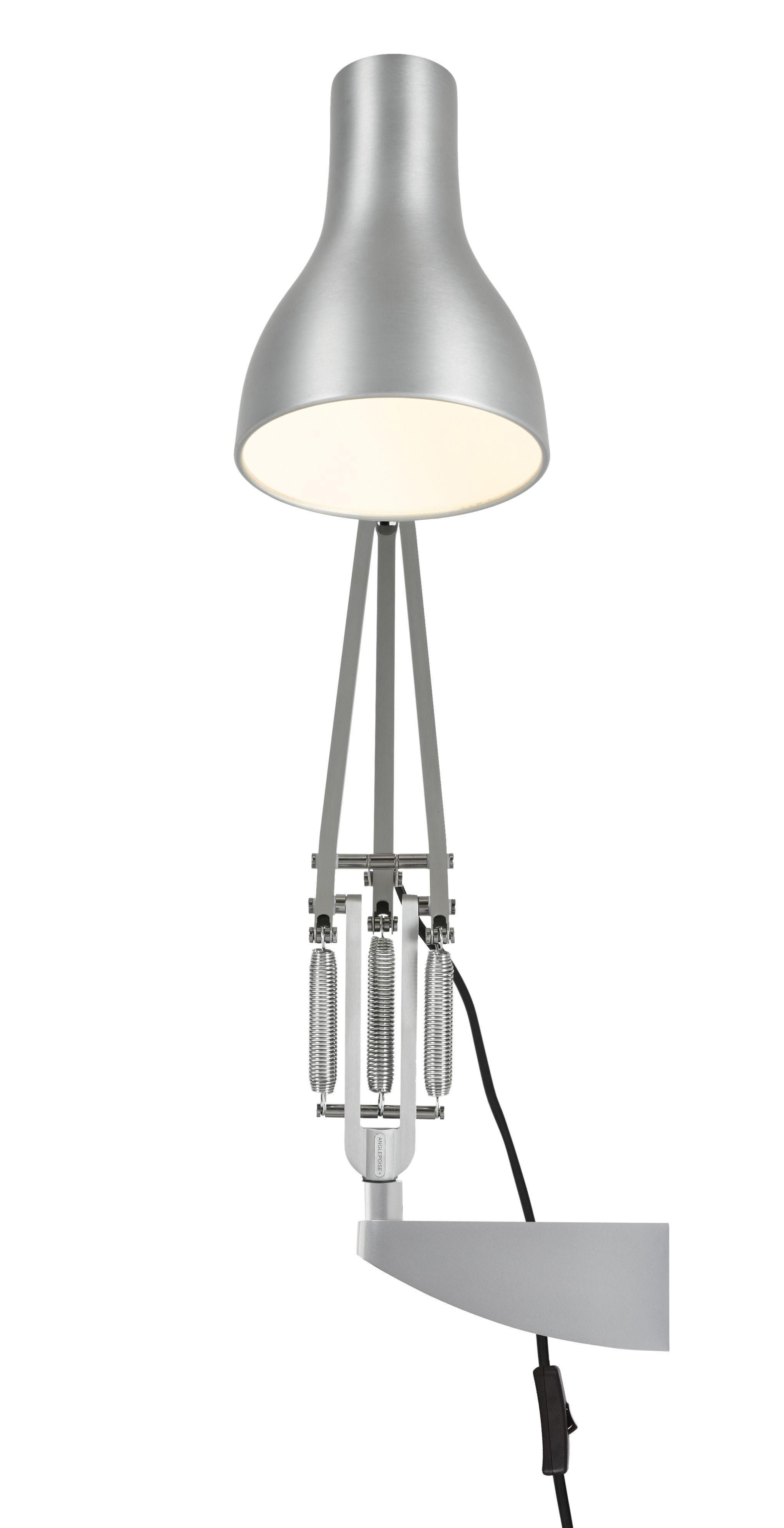 Wall Fixation Anglepoise Lamps Chromed