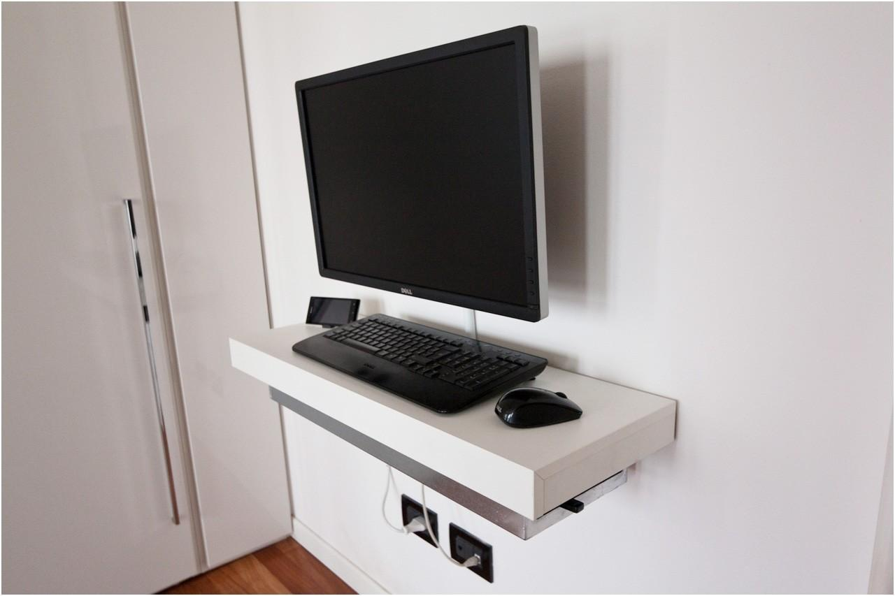 Wall Mount Shelf Computer