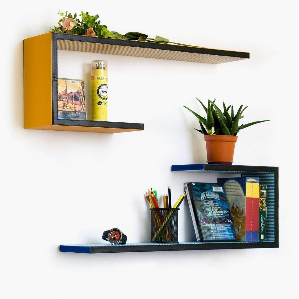 Wall Mounted Shelves Ideas Small Spaces