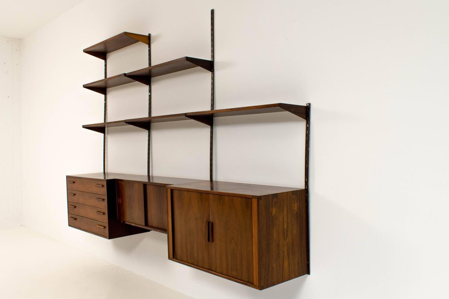 Wall Mounted Shelving Units Kbdphoto