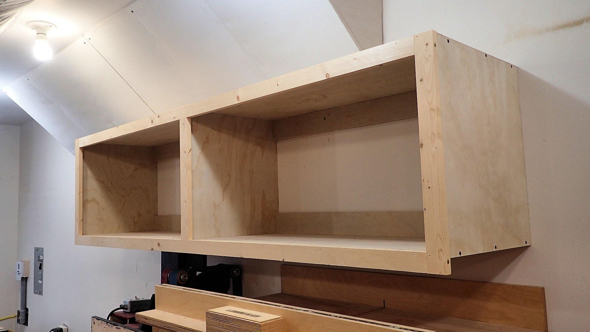 Wall Mounted Storage Cabinet One Day