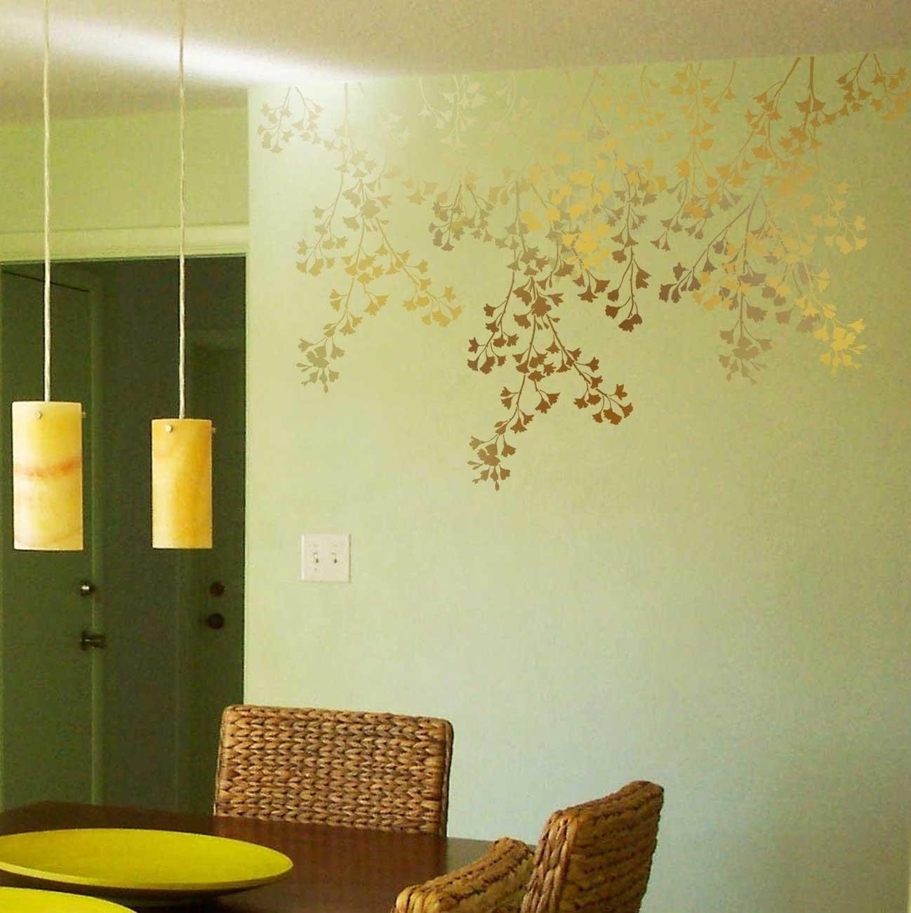 Wall Stencils Decosee