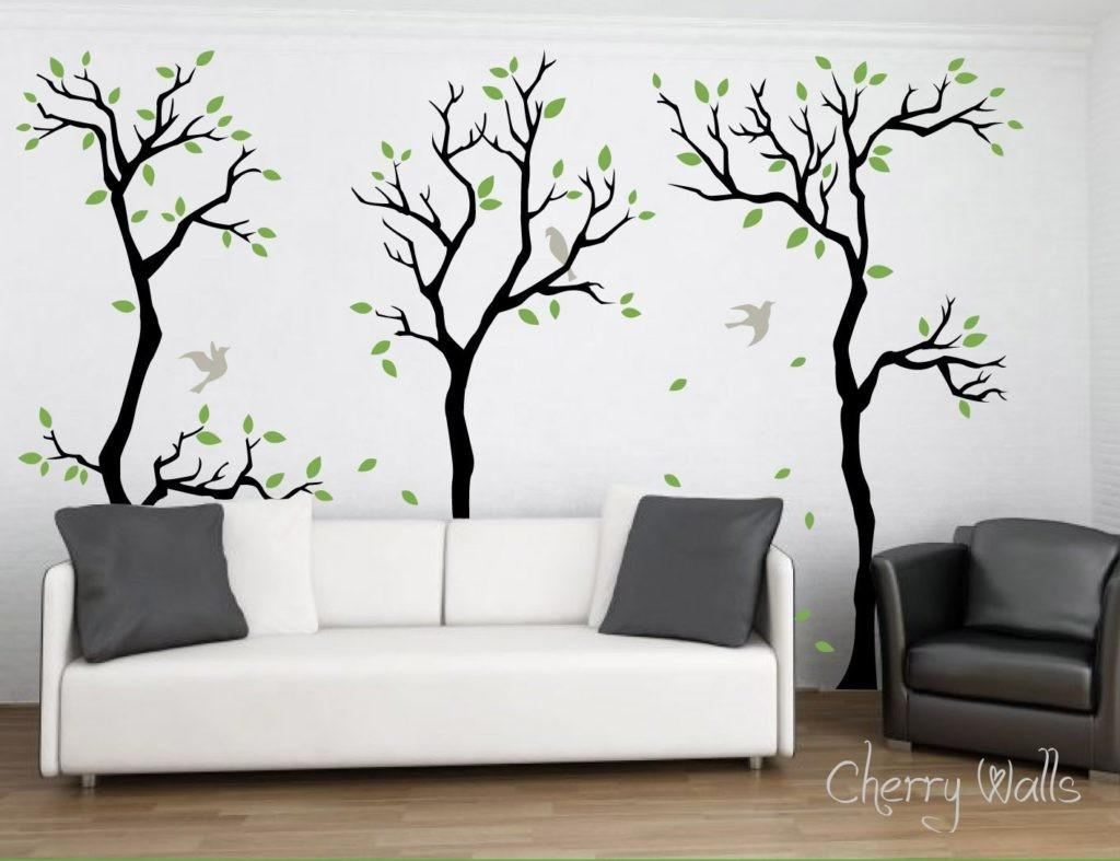 Wall Stickers Living Room All