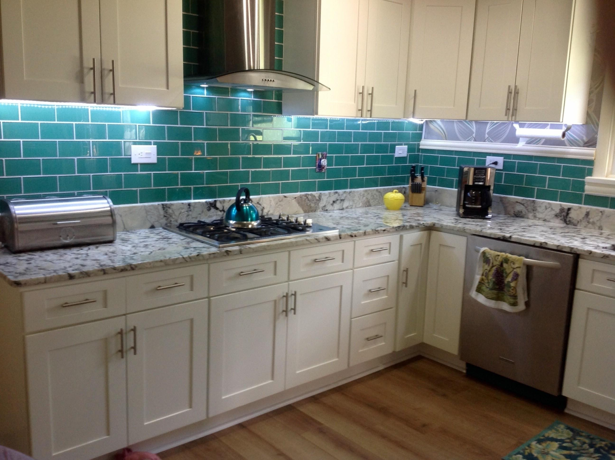 Wall Tiles Kitchen Backsplash Decor Trends Mosaic