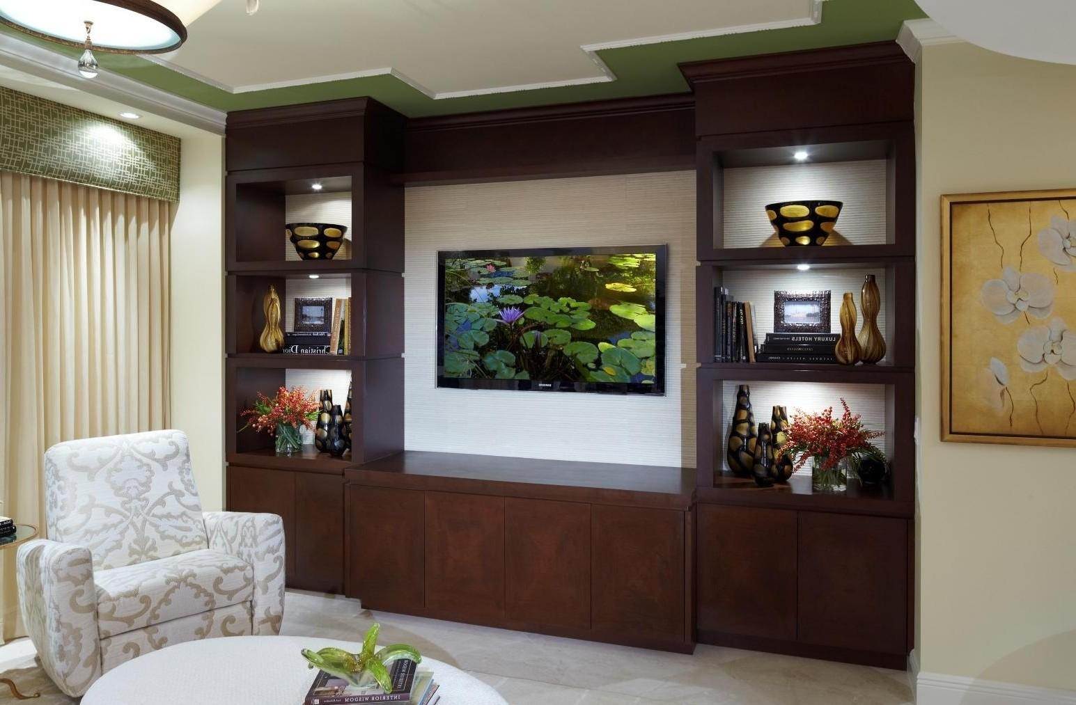 Wall Units Living Rooms Home Design Ideas