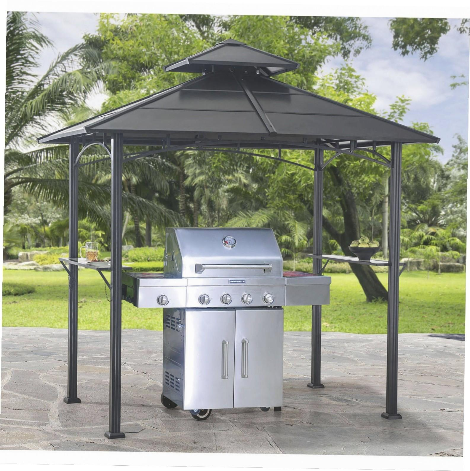 Walmart Grill Gazebo Ideas
