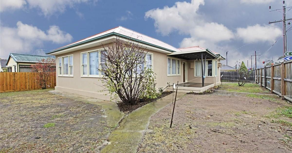 Walsh Grove North Geelong Vic Residential House Sold