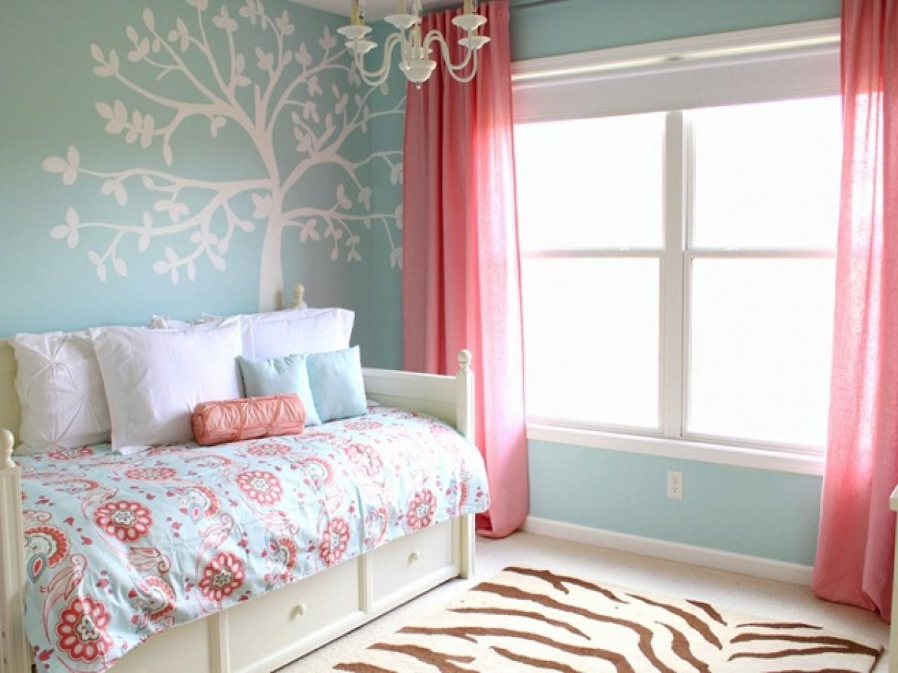 Want Decorate Room Blue Coral