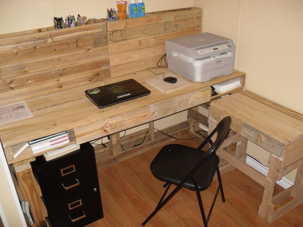 Want Make Pallet Desk Enter Here Choose