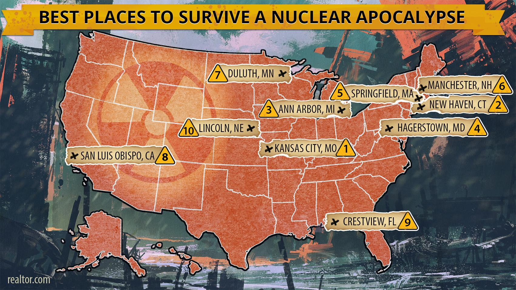 Want Survive Upcoming Nuclear Apocalypse Move