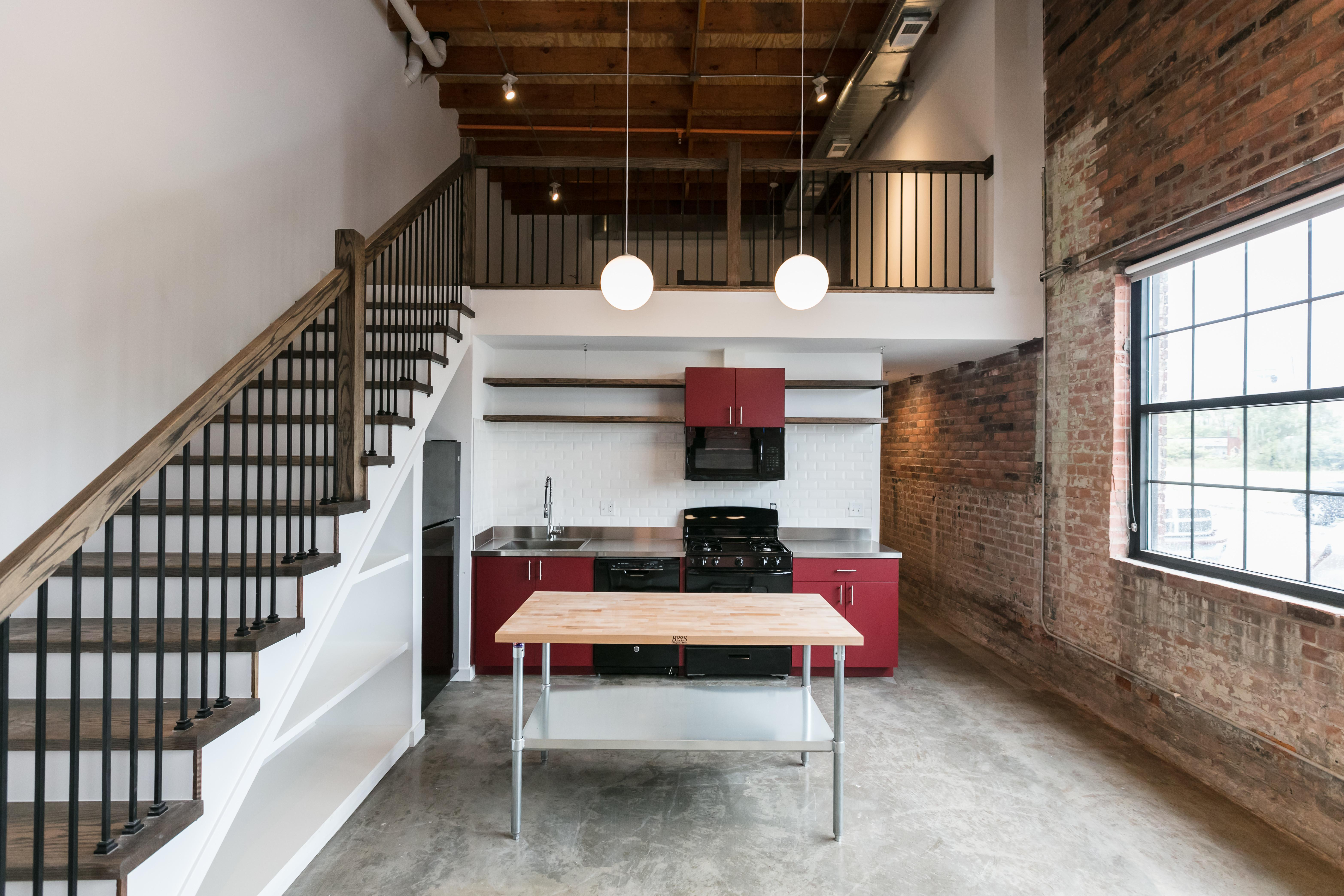 Warehouse Apartments Sale New York Interior