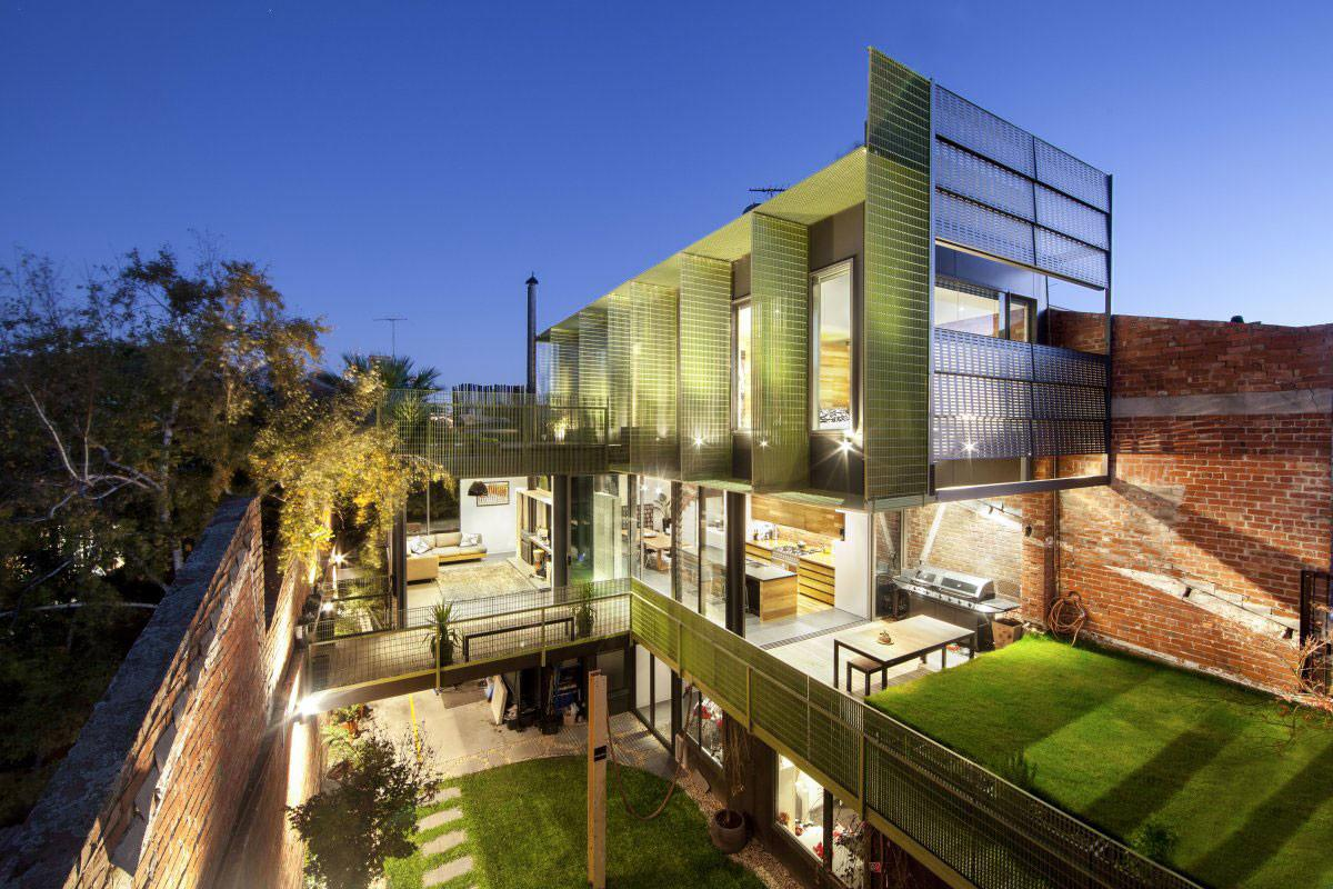 Warehouse Conversion Fitzroy North Australia