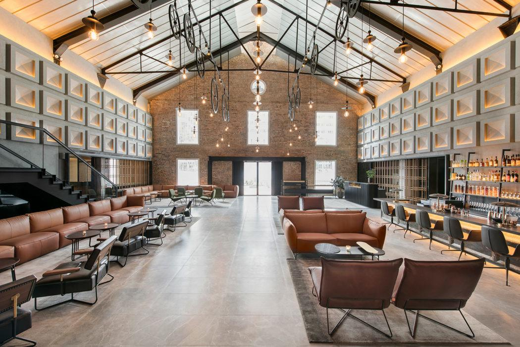 Warehouse Hotel Opens Inside 19th Century Godown