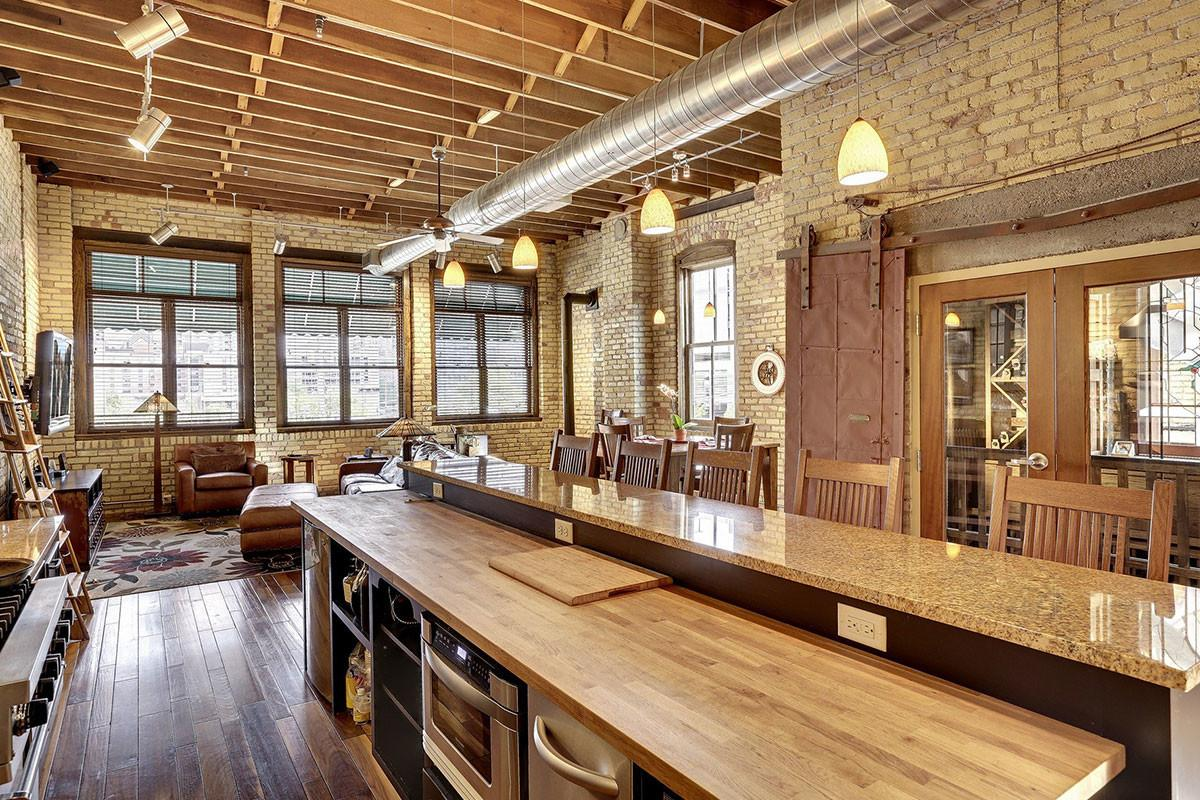 Warehouse Inspired Home Conversion Minnesota Blog