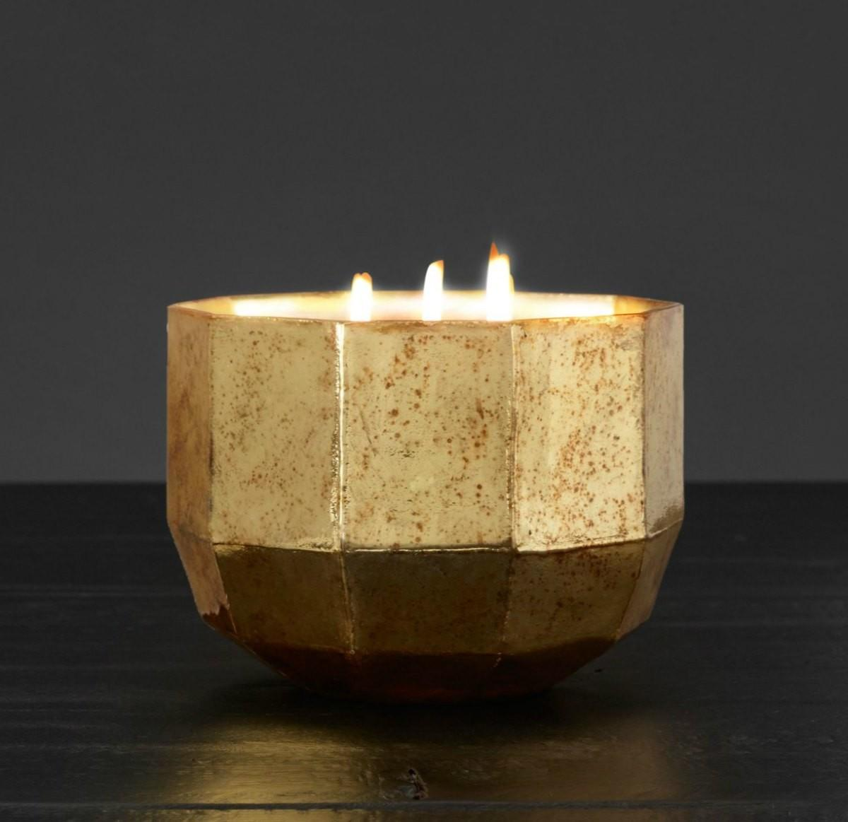 Warm Glow Candles Containers Cozy Accessories