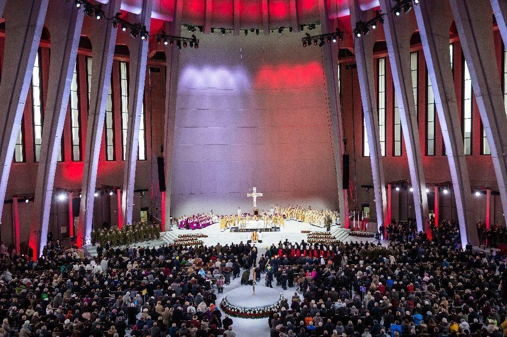 Warsaw Gets New Church After 225 Years Waiting Manila
