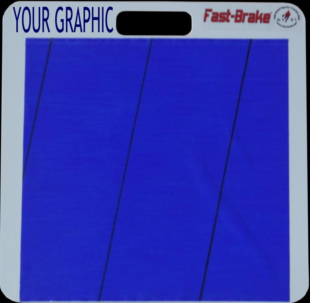 Washable Traction Mat Starter Kit Corner Graphic