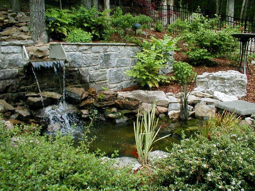 Water Features Ponds Potts Landscape Design