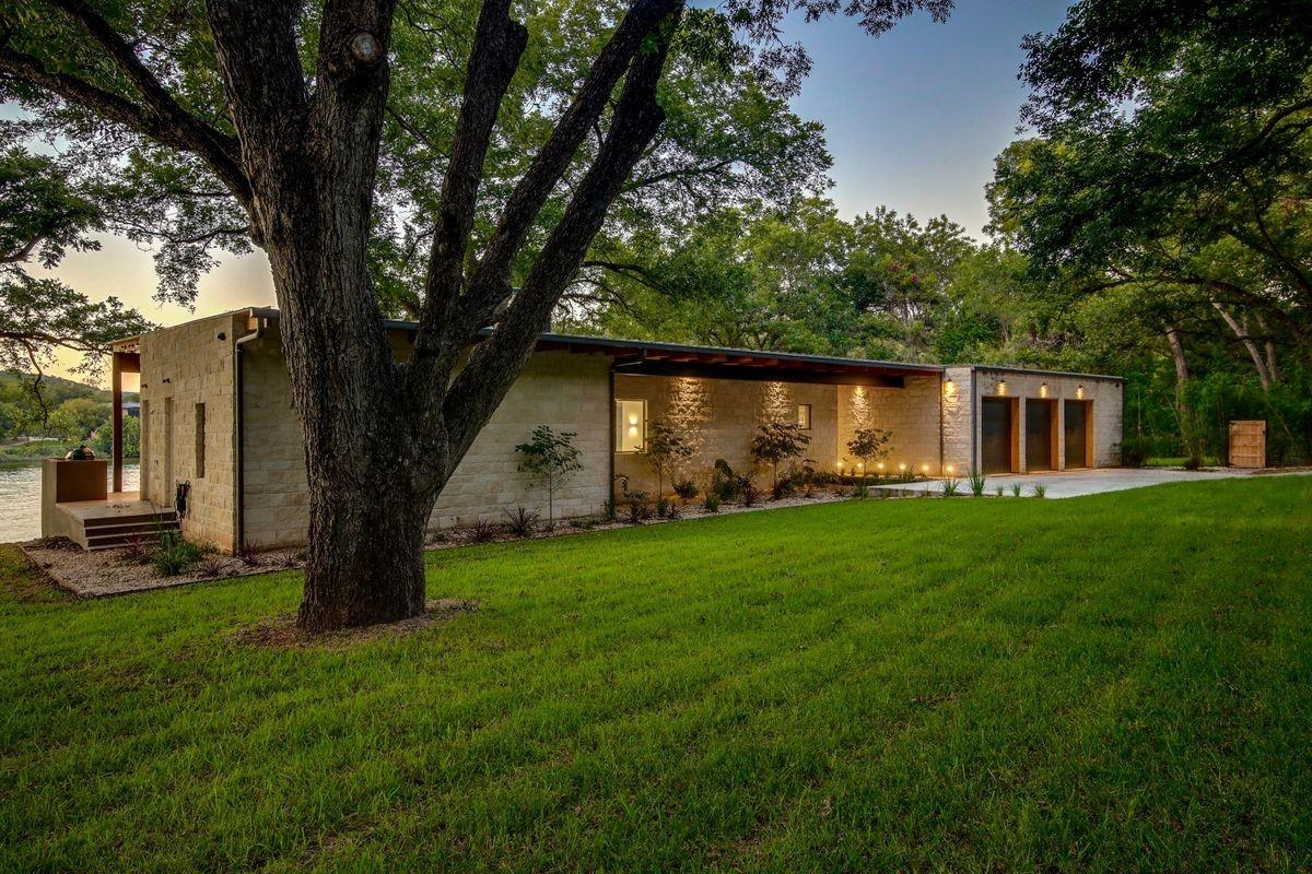 Waterfront Lake Austin Contemporary Asks Curbed