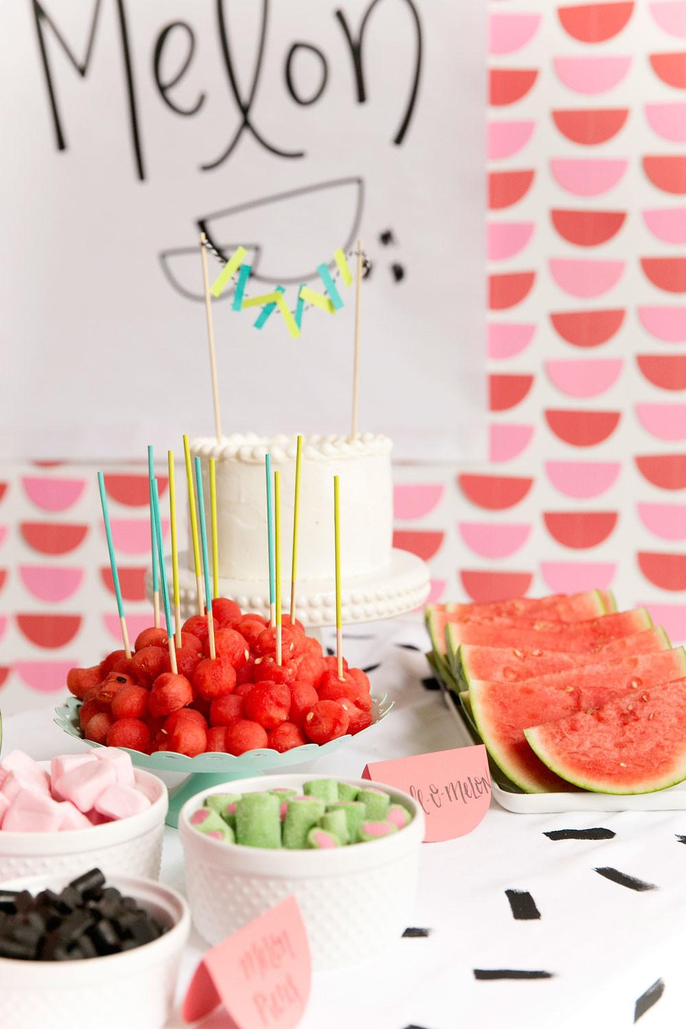 Watermelon Party Tell Love