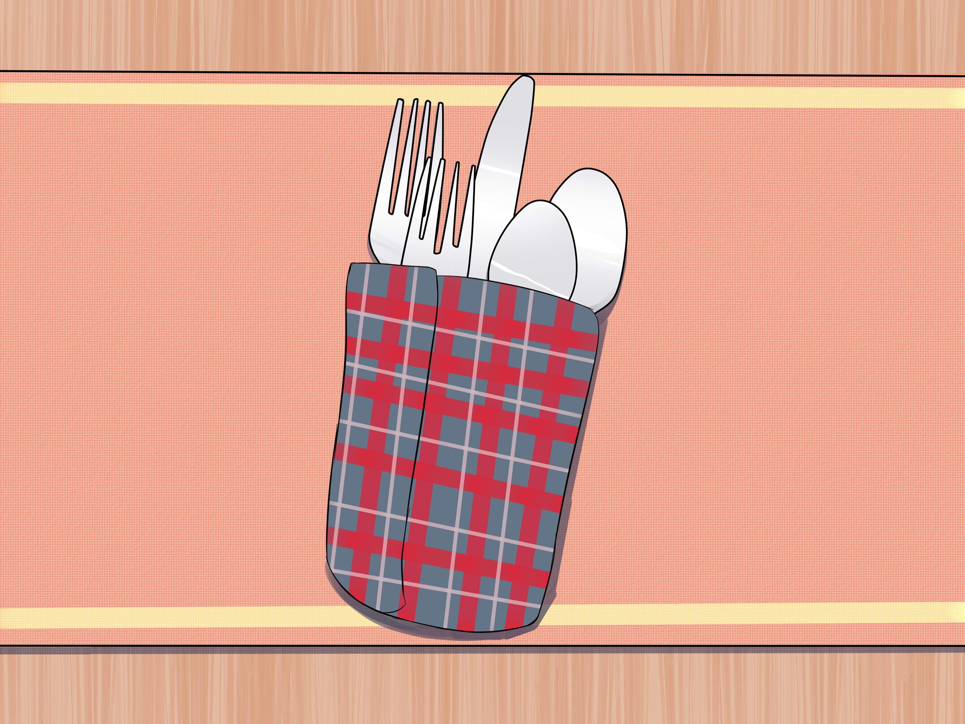 Ways Care Your Silverware Wikihow