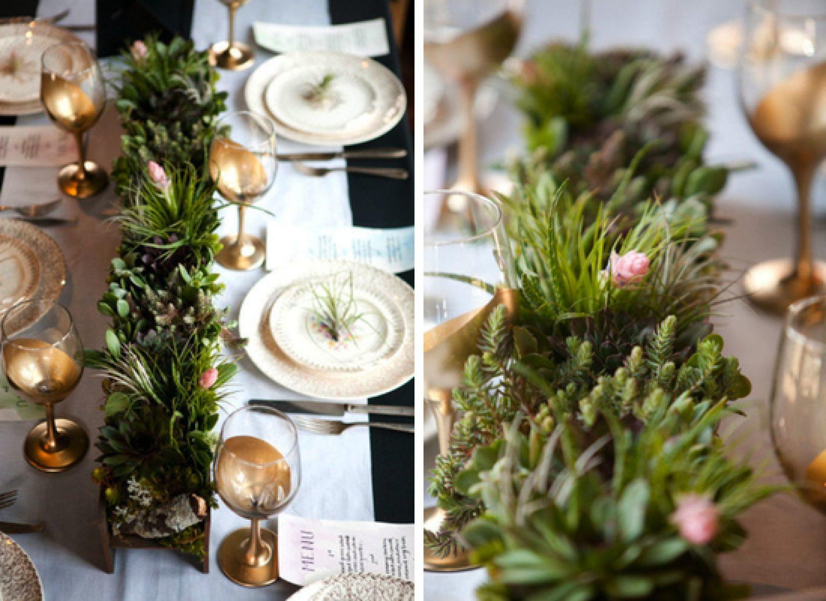 Ways Coastal Thanksgiving Tablescape