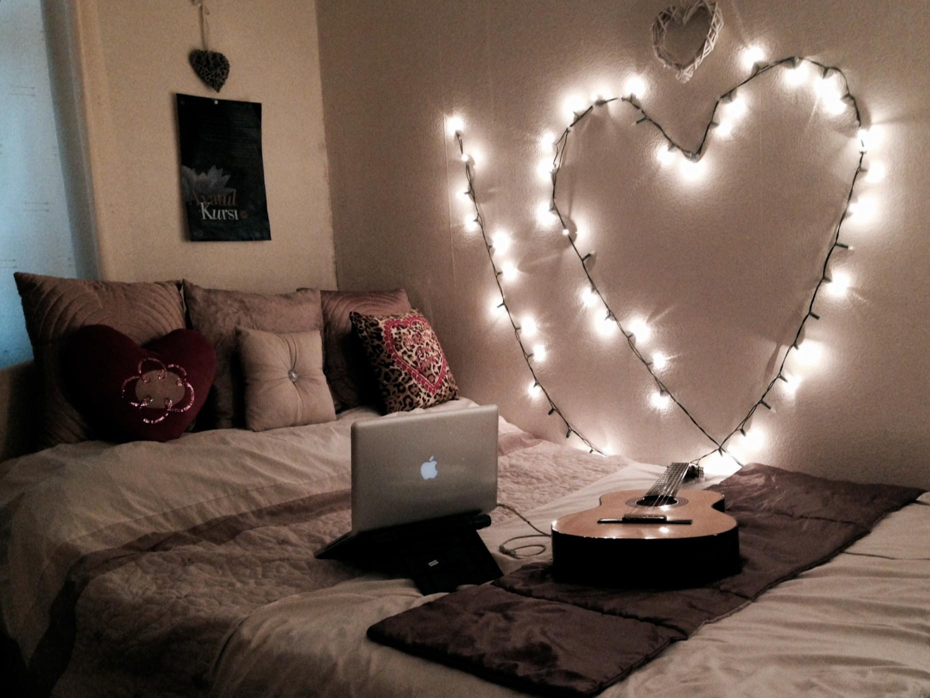 Ways Create Romantic Ambiance String Lights