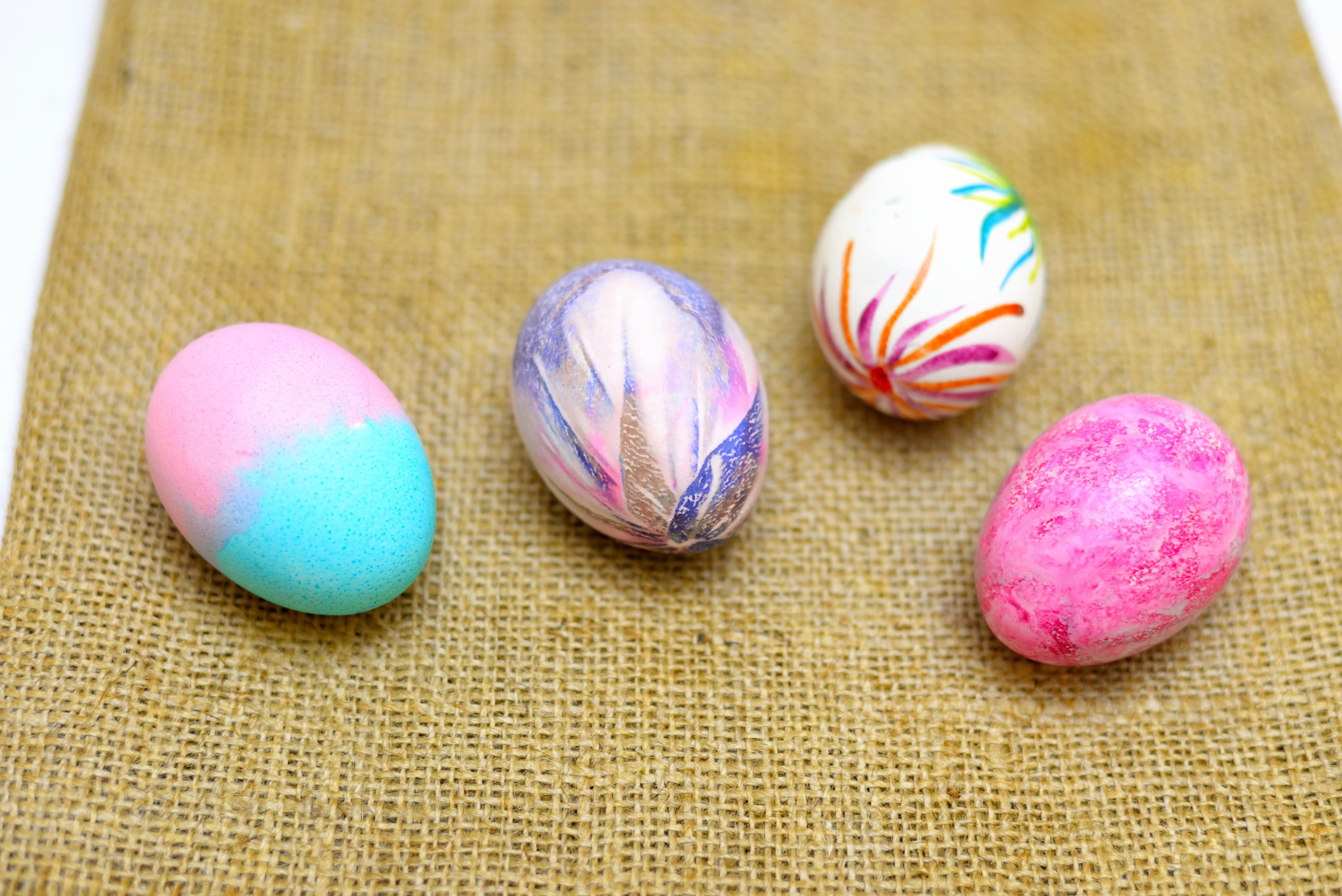 Ways Decorate Easter Eggs Wikihow