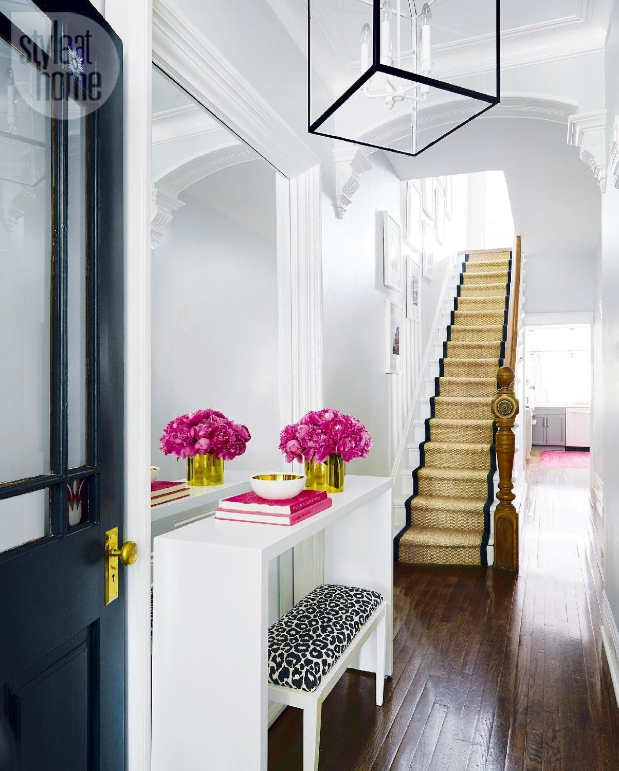 Ways Decorate Narrow Hallway Shoproomideas