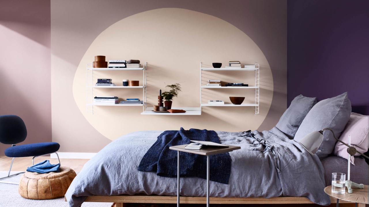 Ways Dulux Colour Year Your Bedroom