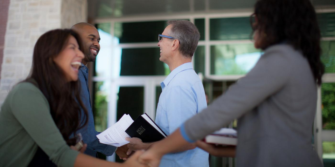 Ways Help Unchurched Guests Feel Welcome Without